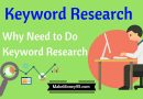 Keyword Research – The Beginners Guide to SEO