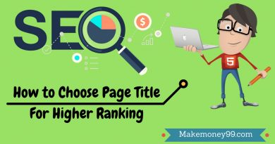 Title Tag – 7 Powerful Tips to Choose Best Page Title for SEO